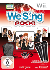 We Sing Rock! Wii cover (SQRPNG)