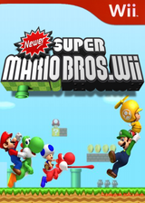 Newer Super Mario Bros. Wii CUSTOM cover (KMNP03)