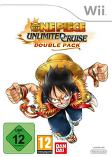One Piece Unlimited Cruise 1: The Treasure Beneath the Waves Wii cover (ROUPAF)