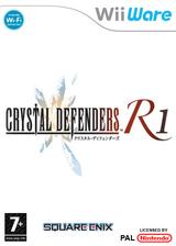Crystal Defenders R1 WiiWare cover (WCIP)