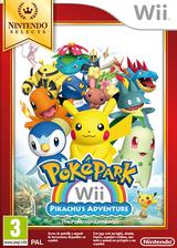 PokéPark Wii: La Gran Aventura de Pikachu Wii cover (R8AP01)