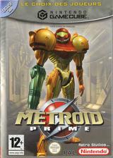 Metroid Prime pochette GameCube (GM8P01)