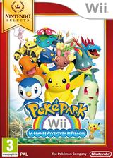Poképark Wii: La Grande Avventura di Pikachu Wii cover (R8AP01)
