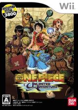 ワンピース アンリミテッドアドベンチャー Wii cover (RIPJAF)