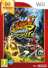 Mario Strikers Charged Football Wii cover (R4QP01)
