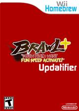 Brawl+ Updatifier Homebrew cover (DP7A)