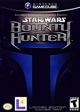 Star Wars Bounty Hunter GameCube cover (GBWE64)