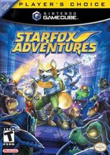 Star Fox Adventures GameCube cover (GSAE01)