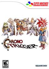 Chrono Trigger VC-SNES cover (JECE)