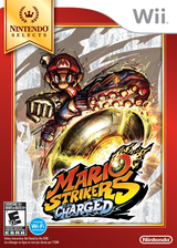 Mario Strikers Charged Wii cover (R4QE01)