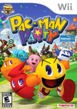 Pac-Man Party Wii cover (SP7EAF)