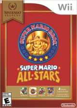 Super Mario All-Stars Wii cover (SVME01)