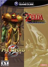Metroid Prime GameCube cover (GM8E01)