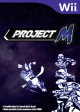 Super Smash Bros. Project M CUSTOM cover (RSBEPM)