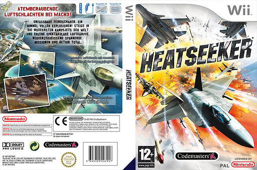 Heatseeker Wii cover (RHSX36)