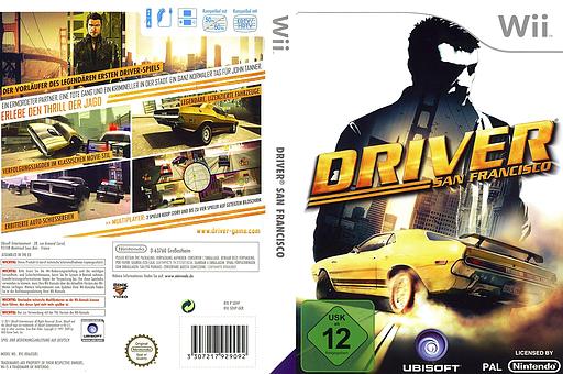 SDVP41 - Driver: San Francisco