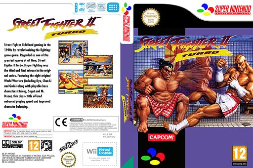 Street Fighter II Turbo: Hyper Fighting VC-SNES cover (JBIP)