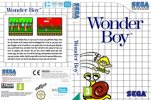 Wonder Boy VC-SMS cover (LACP)
