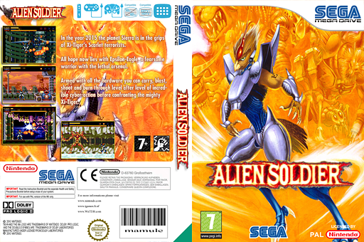Alien Soldier VC-MD cover (MBTP)