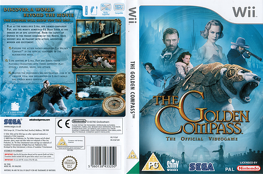 The Golden Compass Wii cover (R5AP8P)
