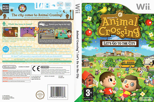Ruup01 animal crossing let 39 s go to the city for Agrandissement maison animal crossing wii