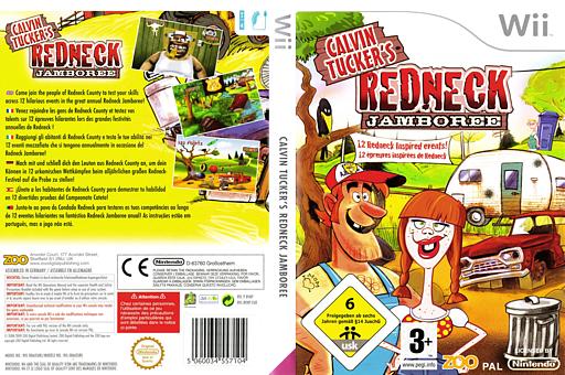 Calvin Tucker's Redneck Jamboree Wii cover (RVNP7J)