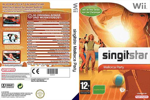SingItStar Mallorca Party CUSTOM cover (SISMOH)