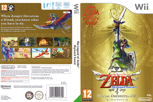 [WII] The Legend of Zelda Skyward Sword - ITA