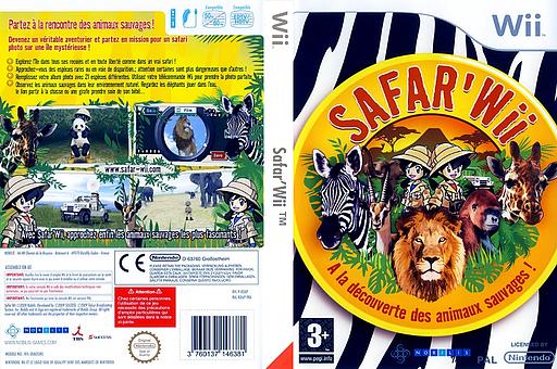 Safar'Wii pochette Wii (RD6PNP)
