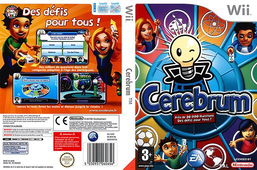 Cerebrum pochette Wii (RP2P69)