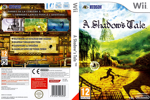 A Shadow's Tale pochette Wii (SDWP18)