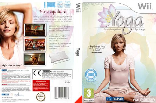 Yoga pochette Wii (SEGP6V)