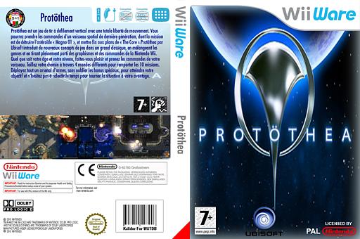 Protöthea pochette WiiWare (WPQP)