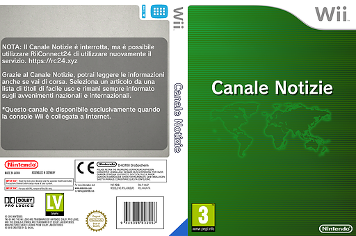Canale Notizie Channel cover (HAGP)