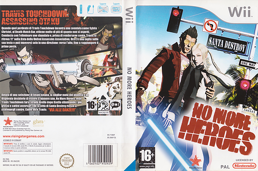 No More Heroes Wii cover (RNHP99)