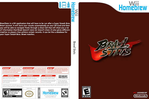 BrawlStats Homebrew cover (DBSA)