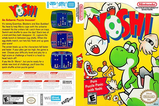 Yoshi VC-NES cover (FA7E)