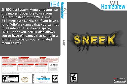 Neek2o Homebrew cover (NK2O)