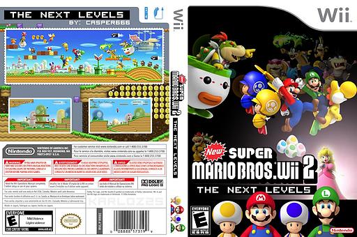 New Super Mario Bros 2 Wii
