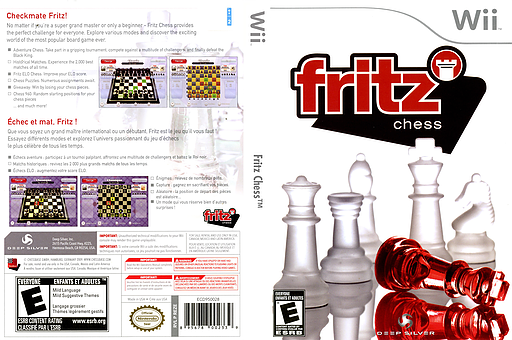 Fritz Chess Wii cover (REZEJJ)