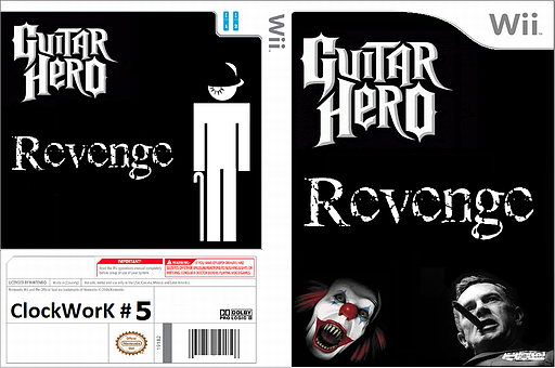 Guitar Hero III Custom : Revenge CUSTOM cover (RG1E52)