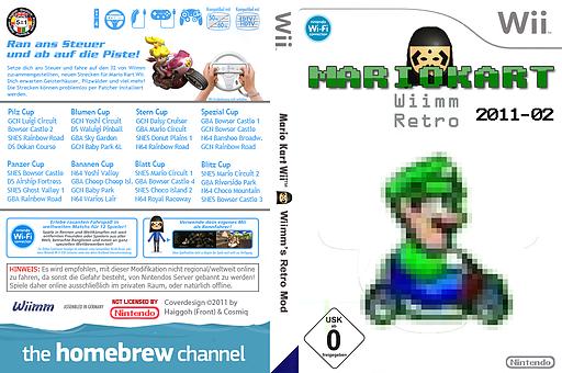 Wiimms MKW Retro 2011-02.ntsc CUSTOM cover (RMCE07)