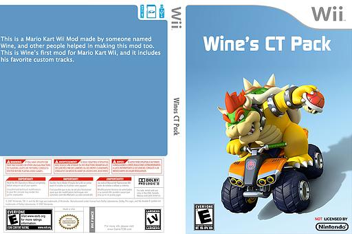 Wine's CT Pack CUSTOM cover (RMCEWS)