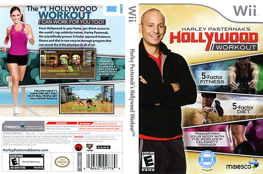 Saqe5g Harley Pasternak S Hollywood Workout