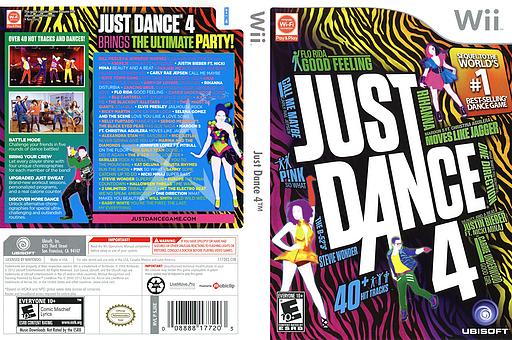 Sjxe41 Just Dance 4