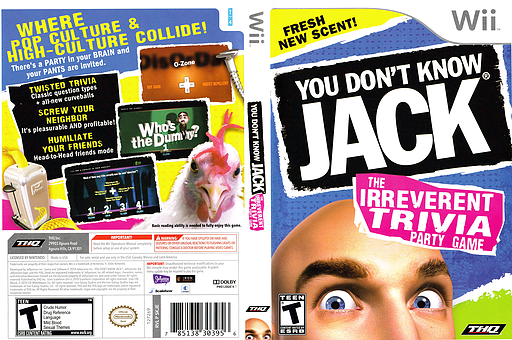 You Don't Know Jack Wii cover (SKJE78)
