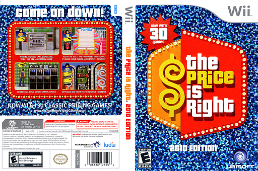 the price is right 2010 edition free online game