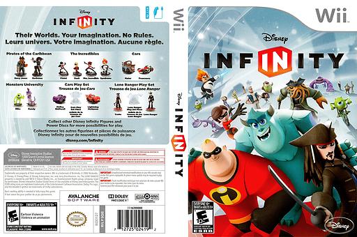 Disney Infinity Wii cover (SQIE4Q)