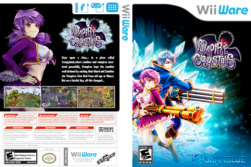 Vampire Crystals WiiWare cover (WVQE)