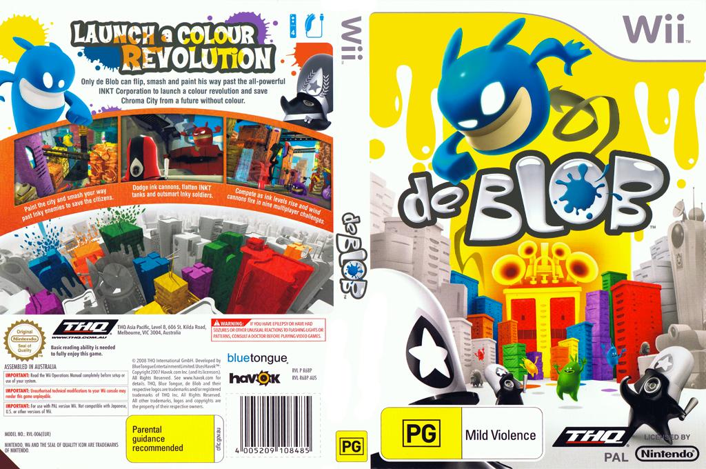 de Blob Wii coverfullHQ (R6BX78)